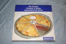Aluminum 7 Slice Pie Divider by Progressive Corp.  GT-3129