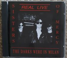 The Sisters of Mercy The Darks Were In Milan 29 avril 1985 Odissea 2 rare