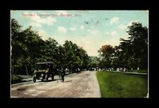 DR JIM STAMPS US BOULEVARD EDGEWATER PARK CLEVELAND OHIO VIEW POSTCARD