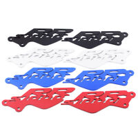 Footrests Foot Peg Protective Plate Heel Guard For BMW S1000RR 2010-2018 16 17