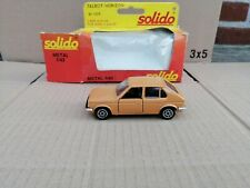 Solido #1319 1:43 Talbot Horizon AS NEW in Box