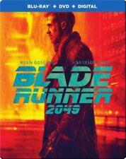 Blade Runner 2049 Steelbook Limited Edition (Blu-Ray + DVD) - VG