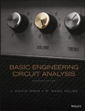 Basic Engineering Circuit Analysis by Irwin, J. David; Nelms, R. Mark