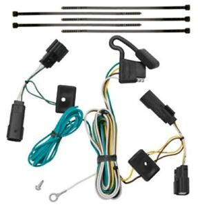 Trailer Tow Harness Hitch Wiring For 2014 2015 2016 2017 2018 2019 Ford Flex