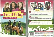 DVD - GRAND GALOP N° 7 : CHEVAL EQUITATION / 3 EPISODES