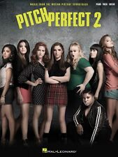 Pitch Perfect 2 Sheet Music from Movie Soundtrack Piano Vocal Guitar S 000148761