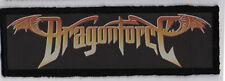 DRAGONFORCE PATCH / SPEED-THRASH-BLACK-DEATH METAL