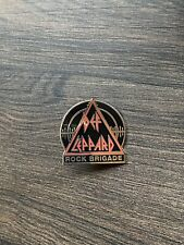 Def Leppard Pin
