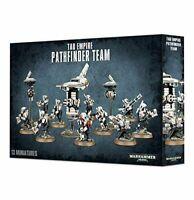 Games Workshop Warhammer 40K Tau Empire Pathfinder Team