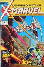 X MARVEL L'UNIVERSO MUTANTE PLAY PRESS N.4 1990