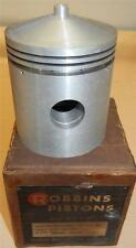 1947-1961 Matchless G3 349cc UNFINISHED 6.4-1 CR NOS Robbins bare piston ONLY
