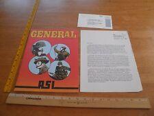 1986 Squad Leader General Magazine V22 #6 Diplomacy w/ isert