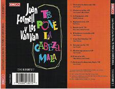 CD Juan Formell y Los Van Van Te pone la cabeza mala World Music Musica Cuba Son