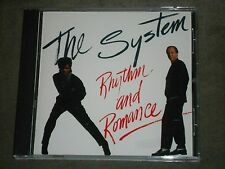The System ‎Rhythm And Romance Japan CD Bonus Tracks