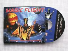Magic Flight  The Sonic Sound Of Euromedia  DIGI  Sampler  Goa  Trance  CD