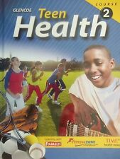 Teen Health Course set of 2  - Student & Teacher Edition - Glencoe McGraw-Hill
