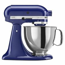 New/Sealed KitchenAid Artisan KSM150PSBU 5-Quart Stand Mixers All Metal - Blue