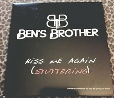 Kiss Me Again (Stuttering) by Ben's Brother [CD Single_Relentless/Capitol 2007]