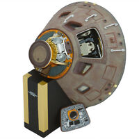 NASA Apollo 11 Command Module Space Capsule Desk Top Display Moon 1/25 ES Model