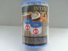 """Intex Filterkartusche Typ S1 für """"PureSpa"""" Whirpools Doppelpack"""