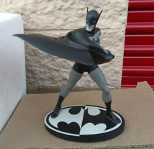 DC Batman Black & White Statue Steve Rude 2006