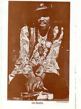 1969 Jimi Hendrix Band Of Gypsys Grateful Dead concert program Fillmore East