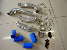 A6 2.7L Allroad Audi RS4 S4 B5 Turbo Inlet Pipes BLUE K04
