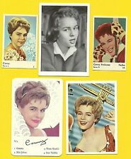 Conny Cornelia Froboess Fab Card Collection Goldene Schallplatte Derrick E