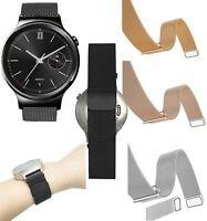 Milanese Loop Bracelet Wrist Watch Band For Huawei Smart Watch Strap Magnetic