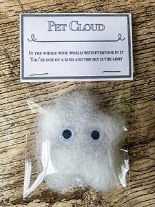 Pet Cloud Funny Novelty Joke Birthday Gift Isolation lockdown pick me up gift