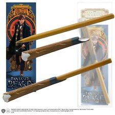 Fantastic Beasts Newt Scamander Pen and Bookmark Set - Collectable Noble
