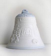 Retired Rare Lladro 1998 Porcelain Christmas Bell