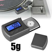 LED Digital Cartridge Plattenspieler Stylus Force Scale Gauge für Tonarm Phono
