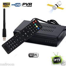 HDTV HD HDMI Digital SAT+DVB-T Receiver Opticum Digital COMBO USB DVB-S2 PVR NEU