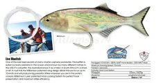 "Williamson Live Bluefish 10""/25cm.Saltwater Live Series,Trolling Lure,TUNA"