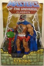 Masters Of The Universe Classics Strobo Cosmic Enforcer (MISP) With Mailer Box