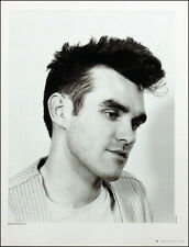 More details for the smiths poster page . 1987 morrissey . 5q24