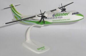 ATR-72 Binter Canarias Club Deportivo Tenerife Collectors Model Scale 1:100