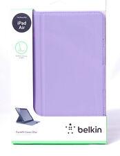 Original Belkin Apple iPad Air FormFit Cover Purple/Lavender Retail Box