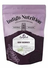 Goji Berries - 500g - (Quality Assured) Indigo Herbs