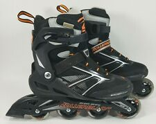 New listing Rollerblade ZETRA BLADE SG5 Inline Skates  Men's Size 9   *Needs laces