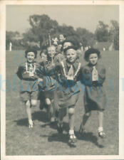 More details for 1954 girl guides photo brownie revels north east portsmouth purbtook park