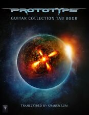 "Prototype ""Guitar Collection TAB Book"" Exodus Heathen Metallica Songbook"