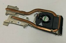 Genuine Dell Latitude E6520 Intel CPU Cooling Fan Heatsink Assembly J12WD 9HYXD