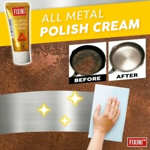 FIXINI  All Metal Polish Cream Ultimate Stainless Steel Ceramic Watch