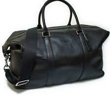NWT Coach Explorer Bag In Sport Calf Leather Duffle 52 Travel Bag Black