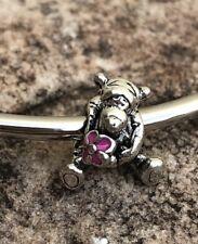 Disney Tigger Charm For European Charm Bracelet