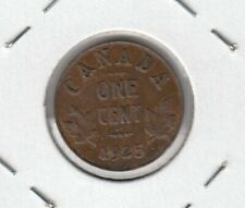 1925 Canada Small Cent Coin