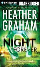 Krewe of Hunters: The Night Is Forever 11 by Heather Graham (2013, CD, Abridged)