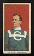 1910 C56 IMPERIAL TOBACCO ~ #13 ~ ED DECARY (DECARIE) ~ DECENT CENTERING ~ EX